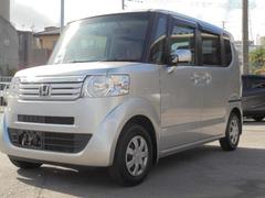 沖縄の中古車 ホンダ N BOX 車両価格 89万円 リ済込 平成24年 6.8万K アラバスターシルバーメタリック