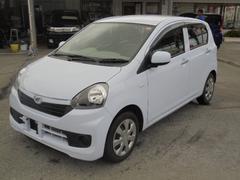 沖縄の中古車 ダイハツ ミライース 車両価格 72万円 リ済込 平成29年 0.7万K スカイブルー