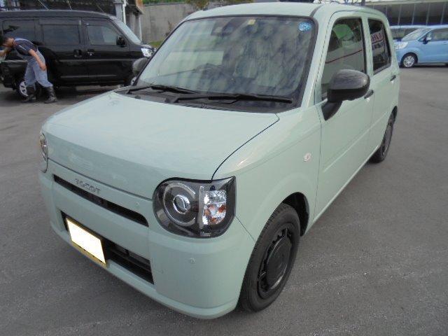 沖縄県の中古車ならミラトコット G SAIII パノラマモニター