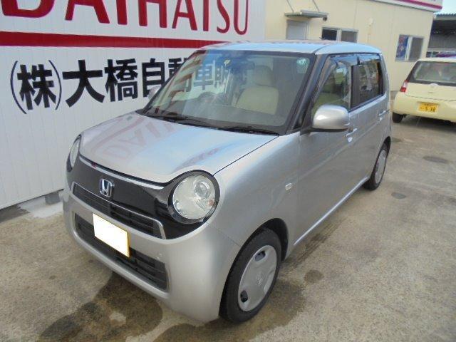 沖縄県の中古車ならN-ONE G ドライブレコーダー ETC
