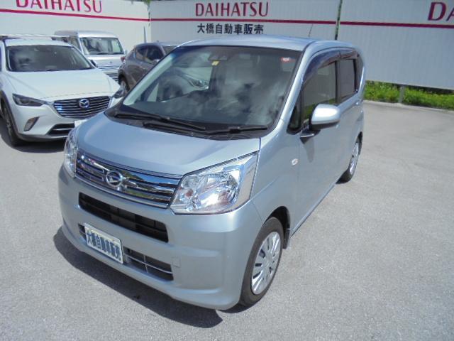 沖縄県の中古車ならムーヴ L SAIII メーカー保証付き 試乗車UP