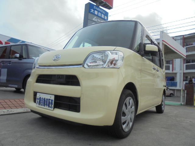 沖縄県の中古車ならタント L SA 2年保証付き