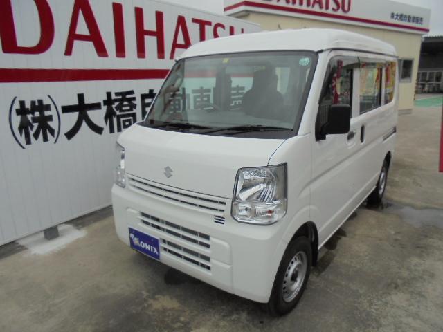 スズキ PA 試乗車Up メーカー保証継承