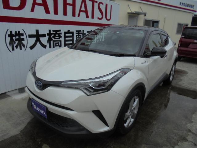 沖縄県の中古車ならC-HR S LEDエディション