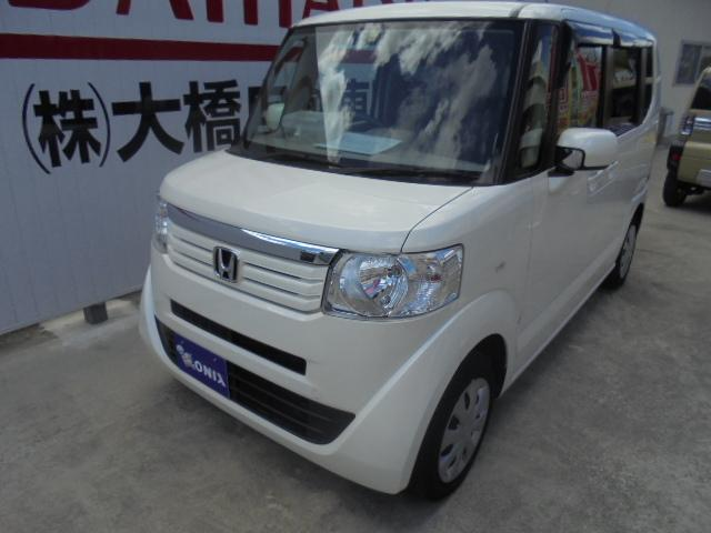 沖縄県の中古車ならN-BOX+ G 車いす使用車