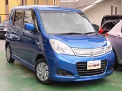 沖縄の中古車 スズキ ソリオ 車両価格 67.9万円 リ済込 平成26年 5.3万K パールメタリックカシミールブルー