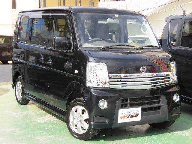 沖縄県の中古車ならNV100クリッパーリオ E ワンオーナー 左側パワースライド インタークーラーターボ