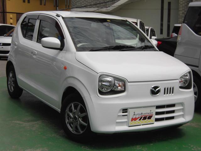 沖縄県中頭郡西原町の中古車ならキャロル GS レーダーブレーキサポート 誤発進抑制機能