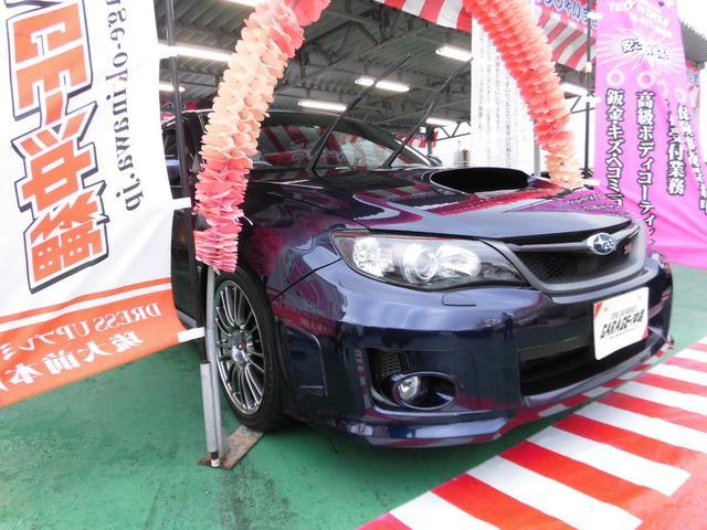 沖縄県の中古車ならインプレッサ STI Aライン タイプS・レカロシート・パドルVr
