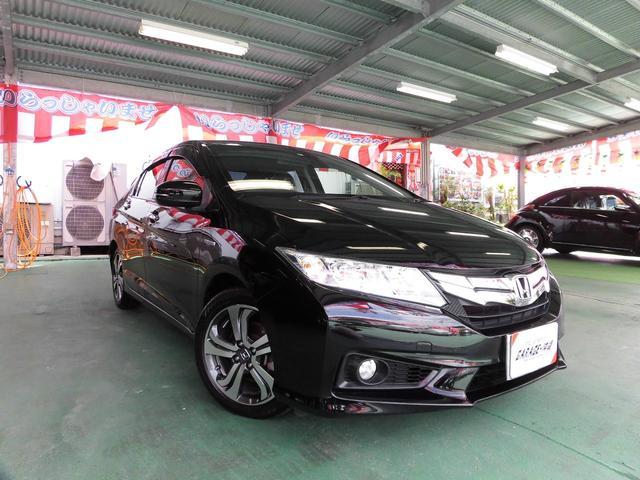 沖縄県の中古車ならグレイス ハイブリッド1.5EXナビ&フルセグ・LED・バックカメラ