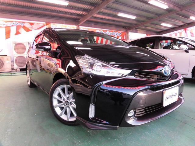トヨタ Gツーリングセレクション 8インチナビ&フルセグ・LEDライト・バックカメラ・ハーフレザー・エアロ