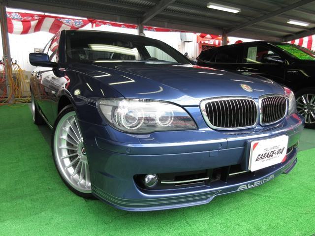 BMWアルピナ B7 中古車 レビュー