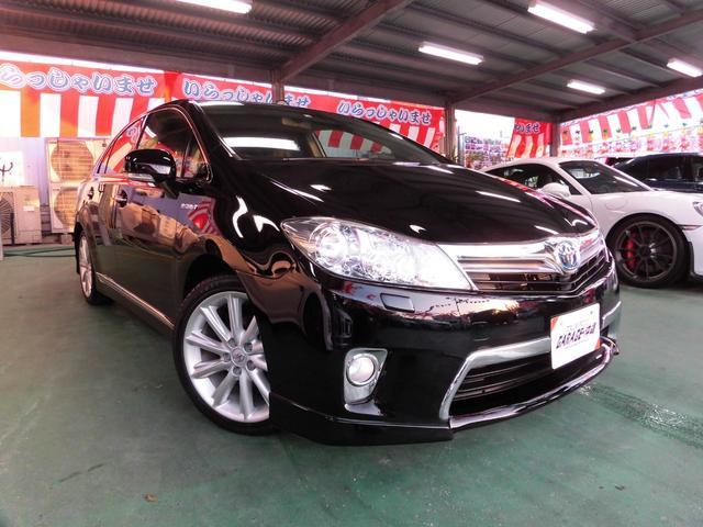 トヨタ SAI S ツーリングセレクション ・HDDナビ&フルセグ・LEDライト・バックカメラ・エアロ