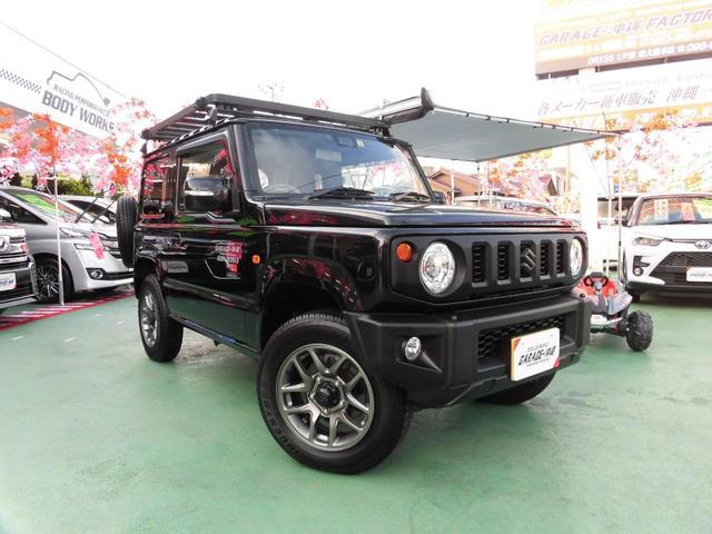 沖縄県の中古車ならジムニー XC ・LEDライト・4WD・上級グレードの現行モデル・実走2,510km