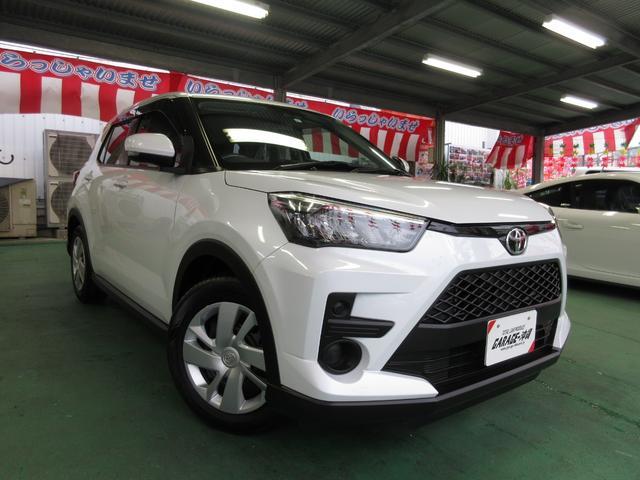 沖縄県中頭郡中城村の中古車ならライズ X S ターボ・ナビ&Bluetooth・LEDライト・バックモニター・現行モデル買取り車・実走22,450km