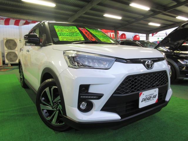 沖縄県中頭郡中城村の中古車ならライズ Z ターボ・ナビ&Bluetooth・LEDライト・バックモニター・現行モデルの買取り車・実走24420km
