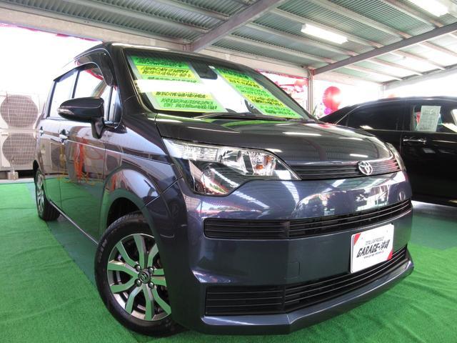 沖縄の中古車 トヨタ スペイド 車両価格 75万円 リ済込 2015(平成27)年 5.3万km ダークパープル
