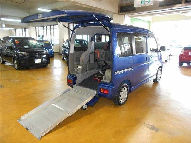 沖縄県の中古車ならアトレーワゴン スローパー