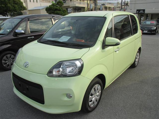 沖縄県の中古車ならポルテ 1.3X