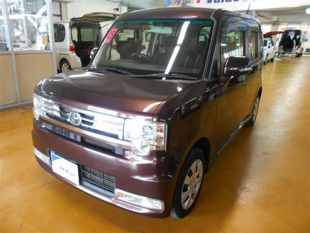 沖縄の中古車 トヨタ ピクシススペース 車両価格 85万円 リ済別 2013(平成25)年 4.9万km ブラウン