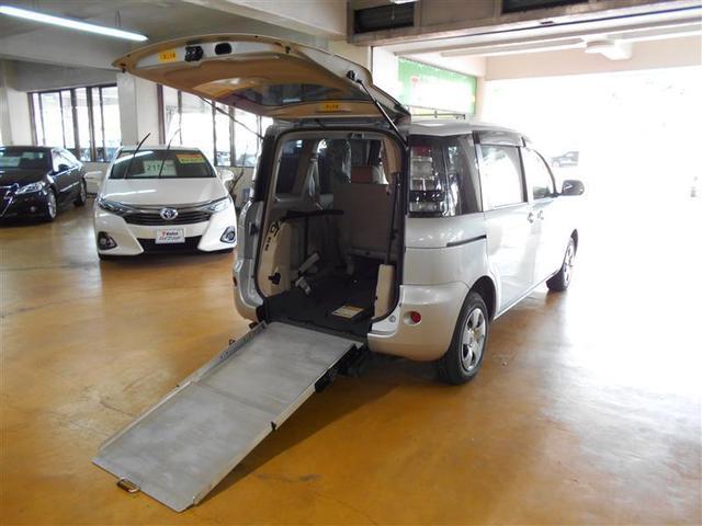 沖縄県の中古車ならシエンタ スローパー