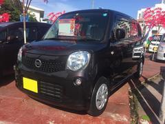 沖縄の中古車 日産 モコ 車両価格 72万円 リ済込 平成26年 4.2万K ブラウンM