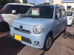 沖縄の中古車 ダイハツ ミラココア 車両価格 74万円 リ済込 平成25年 3.1万K ミズイロ