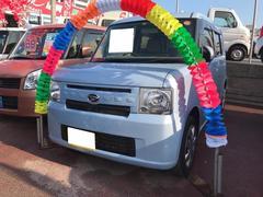 沖縄の中古車 ダイハツ ムーヴコンテ 車両価格 64万円 リ済込 平成25年 3.5万K ライトブルー