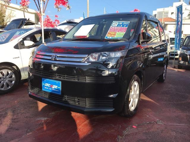 沖縄の中古車 トヨタ スペイド 車両価格 79万円 リ済込 平成25年 4.8万km ブラック