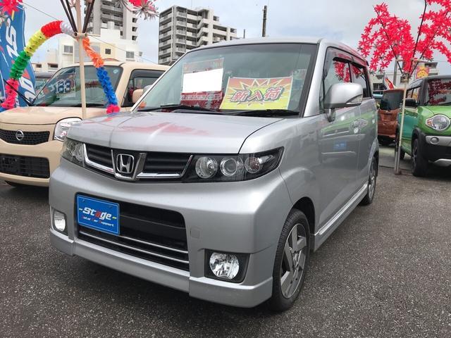 沖縄の中古車 ホンダ ゼストスパーク 車両価格 43万円 リ済込 2010(平成22)年 6.3万km アラバスターシルバーメタリック