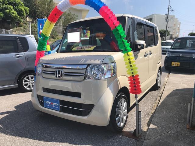 沖縄県の中古車ならN-BOX G SSパッケージ 軽自動車 ETC