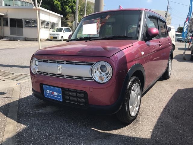 沖縄県の中古車ならアルトラパン S AC エコアイドル キーフリ
