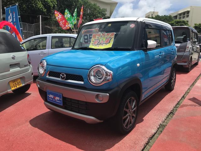 沖縄県の中古車ならフレアクロスオーバー XS