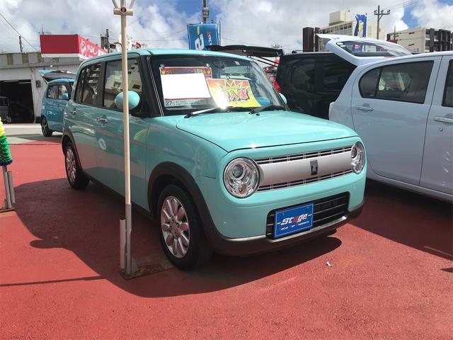 沖縄県の中古車ならアルトラパン X レーダーブレーキ Sヒータ オートエアコン