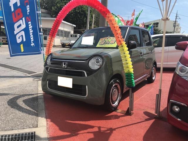 沖縄県中頭郡西原町の中古車ならN-ONE セレクト Bカメラ ETC