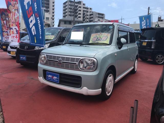 沖縄県の中古車ならアルトラパン リミテッド イモビライザー 運転席シートヒーター スマートキー