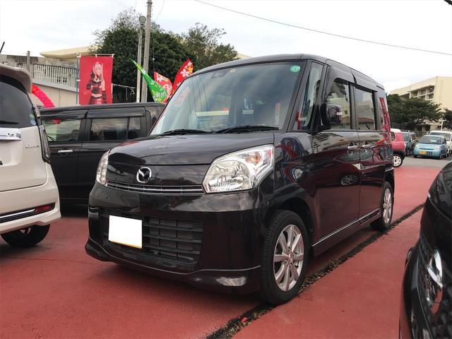 沖縄県中頭郡西原町の中古車ならフレアワゴン XSリミテッド バックカメラ・ワンセグTV・ナビ・ベンチシート・オートエアコン