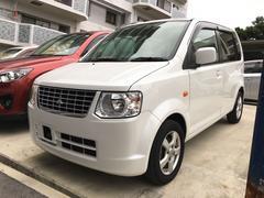 沖縄の中古車 三菱 eKワゴン 車両価格 35万円 リ済込 平成21年 7.3万K パール