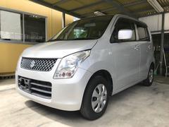 沖縄の中古車 スズキ ワゴンR 車両価格 45万円 リ済込 平成23年 7.0万K シルバー