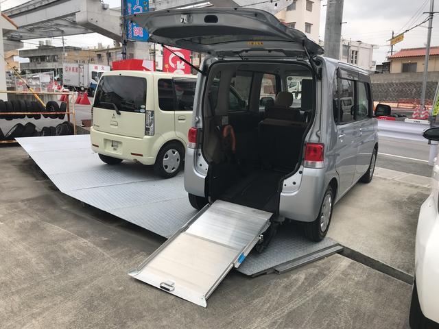 沖縄県の中古車ならタント ウェルキャブ 内地仕入れ
