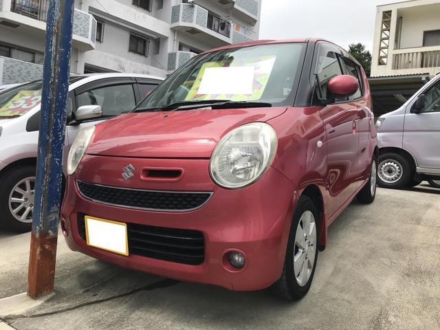 沖縄県の中古車ならMRワゴン 新品タイヤ 純正アルミ スマートキー