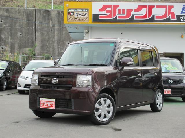 沖縄の中古車 ダイハツ ムーヴコンテ 車両価格 74万円 リ済込 平成25年 8.7万km ブラウン