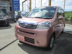 沖縄の中古車 ホンダ ライフ 車両価格 70万円 リ済込 平成23年 7.3万K ピンク