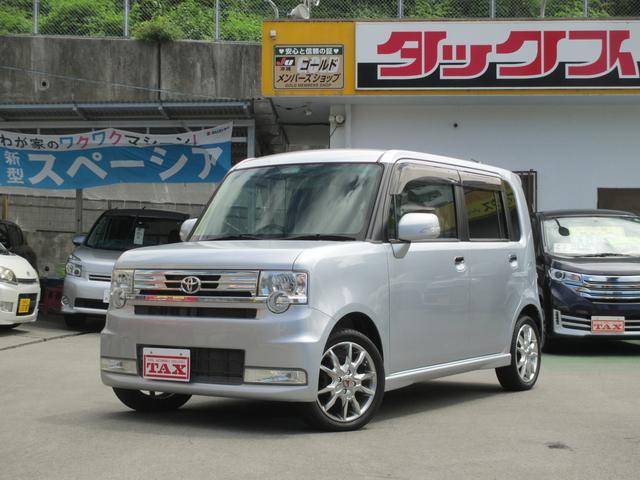 沖縄の中古車 トヨタ ピクシススペース 車両価格 74万円 リ済込 平成23年 7.0万km シルバー