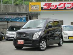 沖縄の中古車 スズキ ワゴンR 車両価格 60万円 リ済込 平成23年 7.9万K ブラック