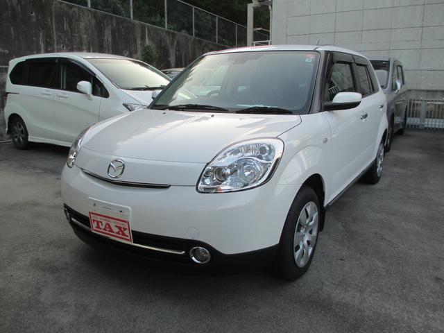 沖縄の中古車 マツダ ベリーサ 車両価格 95万円 リ済込 2015(平成27)年 1.1万km パール