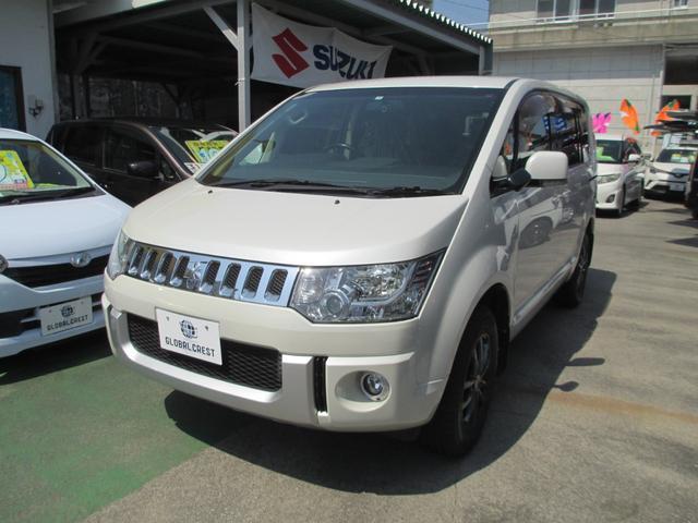 沖縄県の中古車ならデリカD:5 G パワーパッケージ
