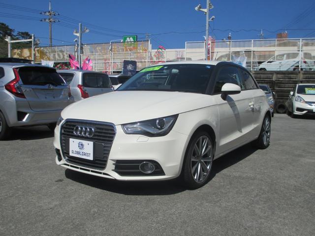 沖縄県の中古車ならA1 1.4TFSI