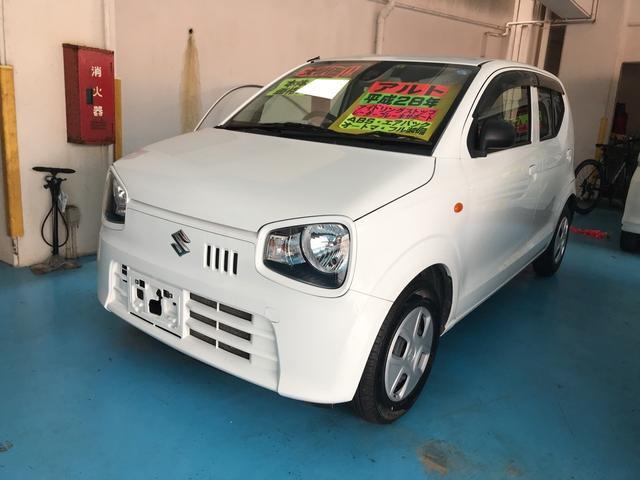 沖縄県浦添市の中古車ならアルト L 衝突被害軽減システム オーディオ付 キーレス