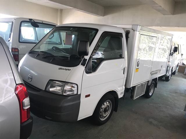 沖縄県の中古車ならボンゴトラック トラック AC AT 修復歴無 2名乗り シロ エアバック